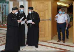 DCD organises vaccination visits to non-Muslim places of worship