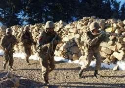 Pakistan Army kills two terrorists, arrests one in North Wazirstan