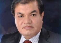 Cybercrimes becoming a national security threat: Mian Zahid Hussain
