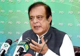 Broadsheet issue exposed politics of NRO, says Shibli Faraz