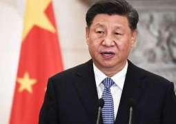 China's Xi Denounces Supply Disruptions, Sanctions Amid Rising Rivalry With US