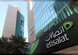 Etisalat crowned strongest brand in MEA region across all categories