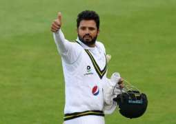 Pakistan fights back as Azhar returns to pavilion by scoring 37th Test fifty