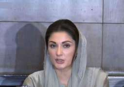 "Maryam Nawaz calls PTI govt as ""land grabber mafia"""