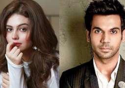 Zara Noor Abbas gets lovely response from Indian actor RajKummar Rao