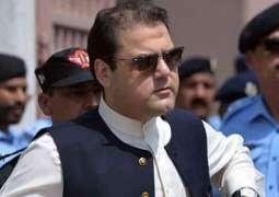 Hussain Nawaz takes jibe at Imran Khan over TI's report on corruption