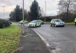 UK Police Arrest Man in Connection to Suspicious Package Sent to COVID-19 Vaccine Factory