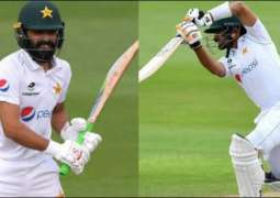 Quinton de Kock, Babar Azam and Fawad Alam review first Test