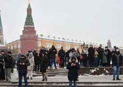 Russian Interior Ministry Cautions Citizens Against Participating in Sunday Protests