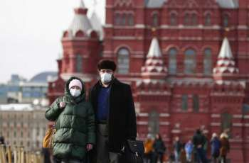 Russia reports 24,715 new Coronavirus cases, 555 deaths in past 24 hours