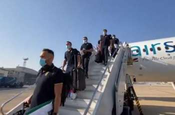South African team arrives in Karachi today morning