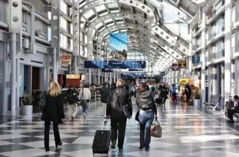 Man Lived in Chicago Airport For 3 Months Due to Fear From COVID-19 - Reports