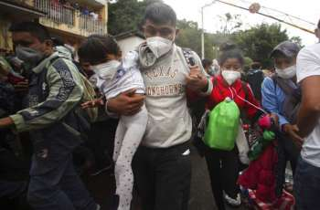 UPDATE - Guatemala's Human Rights Ombudsman Condemns Use of Force Against Migrants
