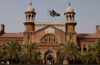 LHC moved against PDM's protest outside ECP