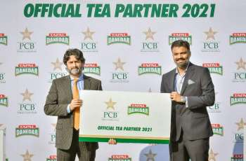 Tapal Tea becomes official Tea Partner of Pakistan men's national cricket team