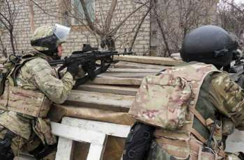 Russia's Antiterrorism Committee Says Five Bandits Eliminated in Chechen Republic