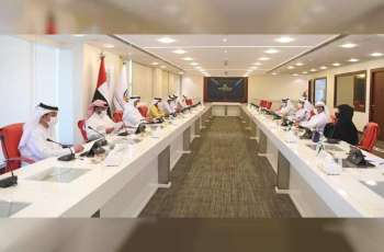 Rashid bin Humaid heads meeting of Board of Directors of UAEFA
