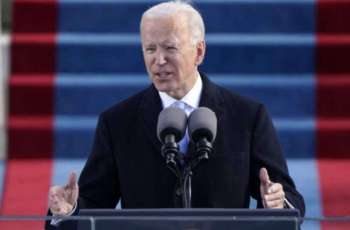 Biden in Inauguration Speech Says US Can Overcome COVID-19 Pandemic