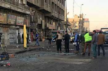 Suicide Attack in Central Baghdad Kills Eight, Injures 15 - Reports