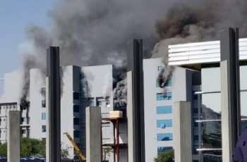 Fire engulfs Serum Institute of India, world's largest vaccine producer