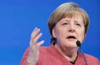 Merkel Says Offered Russia Germany's Help in Navigating EU Approval Process for Sputnik V