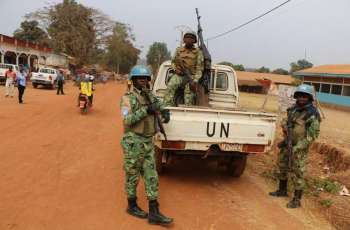 Head of UN Peacekeeping Mission in CAR Asks for Substantial Increase in Troops