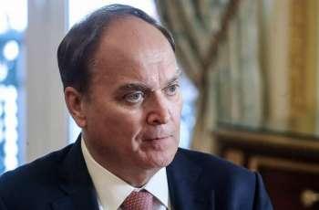 Russian Ambassador to US Antonov Says Still No Contacts With Biden Administration