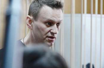 Moscow Court Arrests Navalny's Affiliate Over Calls for Unauthorized Rally