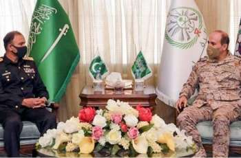 Chief Of The Naval Staff Admiral Muhammad Amjad Khan Niazi Visits Kingdom Of Saudi Arabia