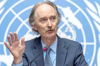 UN Envoy for Syria Says Hopes for 'Good' Dialogue With New US Administration