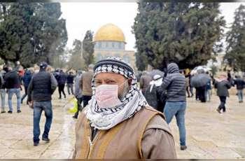 """14 حالة وفاة و467 إصابة بـ """"كورونا"""" في فلسطين"""