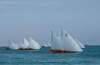 Sheikh Zayed Heritage Festival Dhow Sailing Race 22FT starts tomorrow in Abu Dhabi Corniche