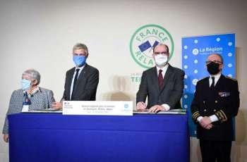 رئيس الحكومة الفرنسية :بلغنا هدف تطعيم مليون فرنسي