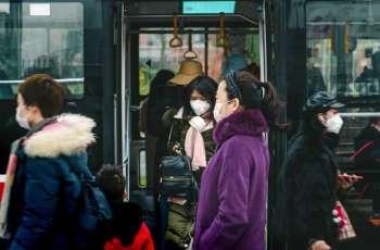 China announces 80 new coronavirus infections