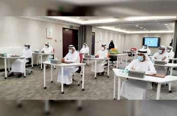 """""""دبي القضائي"""" يطلق الدفعة الـ 10 من دبلوم العلوم القانونية والقضائية للقوات المسلحة"""