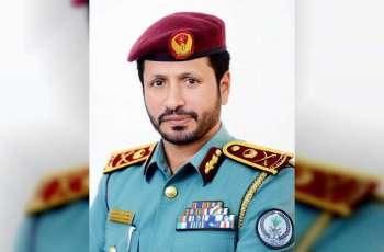 قائد شرطة الشارقة : إنجازات حاكم الشارقة خلال الـ49 عاما علامة فارقة في تنمية الإمارة
