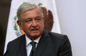 President of Mexico tests positive for coronavirus