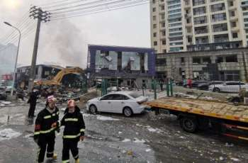 Gas Explosion Kills 3, Injures 8 in China's Dalian