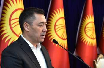 Kyrgyzstan's New President to Pay 1st Official Visit to Russia - Deputy Prime Minister