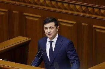 Ukraine's Zelenskiy Demands Punishment For Attackers of Ukrainian Teen in Paris
