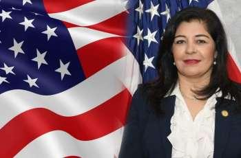 ''صائمة محسن '' أول مسلمة من أصول باکستانیة تتولی منصب مدّع عام فی الولات المتحدة