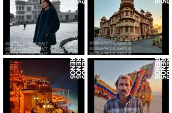 """Check out OPPO's collaboration with talented Travel Photographer Ali Awais as he portrays the rich culture of Karachi in OPPO Gallery with the new OPPO Reno5"""