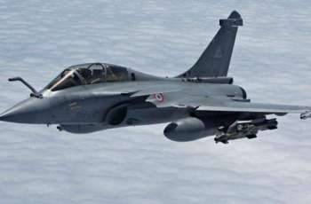 Greece Inks Agreement With France to Purchase 18 Rafale Fighter Jets - French Embassy