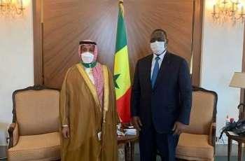 الرئيس السنغالي يلتقي سفير المملكة لدى السنغال