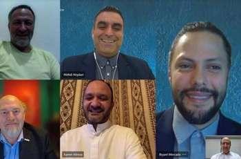 مجلس الأعمال الأمريكي السعودي يختتم بعثته الأولى لتطوير الأعمال الافتراضية إلى المملكة