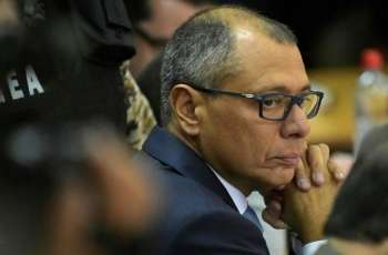 Ex-Ecuadorian Vice President Jorge Glas Sentenced to 8 Years in Prison for Embezzlement