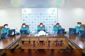 اللواء النعيمي يترأس اجتماع اللجنة العليا الدائمة برأس الخيمة