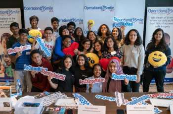 Operation Smile UAE celebrates its 10th Anniversary