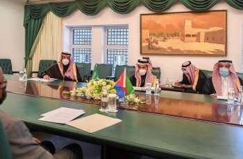 سمو الأمير فيصل بن فرحان و وزير خارجية إريتريا يرأسان أعمال الدورة الأولى للجنة السعودية - الإريترية المشتركة