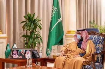 سمو الأمير فيصل بن نواف يطلع على سير الدراسة في جامعة الجوف ويتسلم التقرير السنوي للجامعة